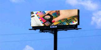 Ciekawe wykorzystanie billboardów reklamowych