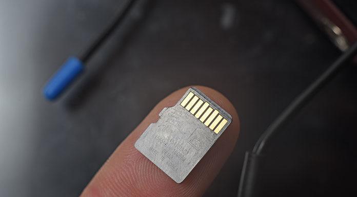 Karta pamięci 128 GB